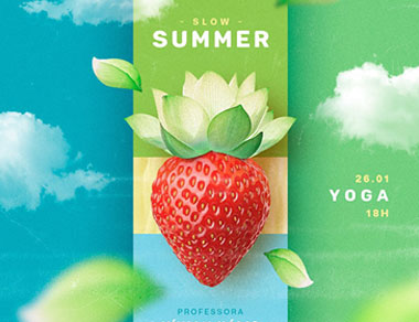 Yoga Slow Summer